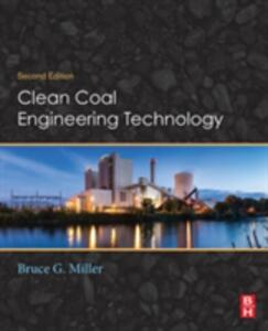 Clean Coal Engineering Technology - Bruce G. Miller - cover