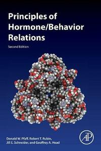 Principles of Hormone/Behavior Relations - cover