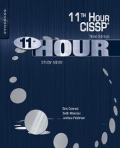 Ebook in inglese Eleventh Hour CISSP(R) Conrad, Eric , Feldman, Joshua , Misenar, Seth