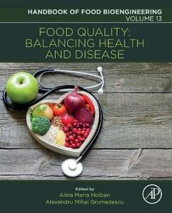 Food Quality: Balancing Health and Disease - cover