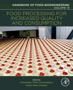 Food Processing for Increased Quality and Consumption - Grumezescu,Holban - cover
