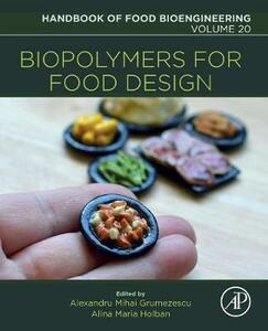 Biopolymers for Food Design - Grumezescu,Holban - cover