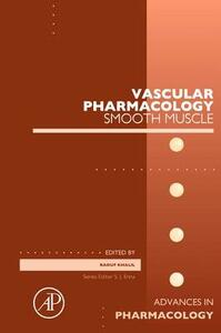 Vascular Pharmacology: Smooth Muscle - Khalil - cover