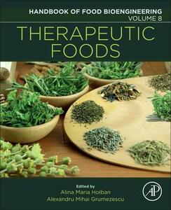 Therapeutic Foods - Grumezescu,Holban - cover