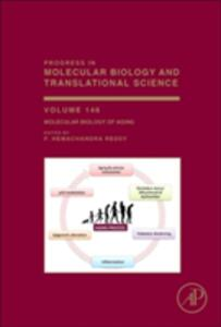 Molecular Biology of Aging - cover