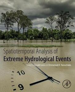 Spatiotemporal Analysis of Extreme Hydrological Events - cover
