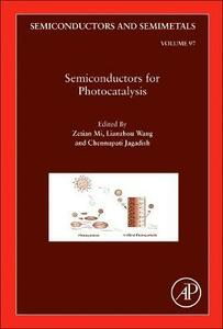 Semiconductors for Photocatalysis - cover