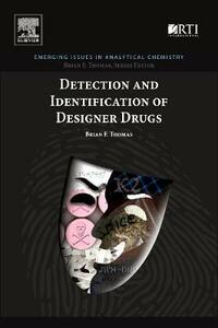 Detection and Identification of Designer Drugs - Thomas - cover