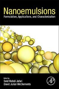 Nanoemulsions: Formulation, Applications, and Characterization - cover