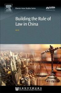 Building the Rule of Law in China - cover