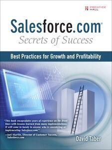 Foto Cover di Salesforce.com® Secrets of Success, Ebook inglese di David Taber, edito da Pearson Education