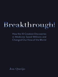 Ebook in inglese Breakthrough! Queijo, Jon