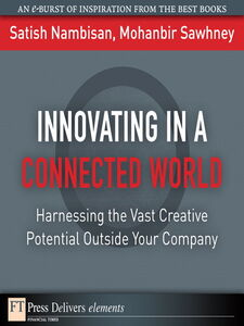 Ebook in inglese Innovating in a Connected World Nambisan, Satish , Sawhney, Mohanbir