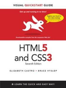 Foto Cover di HTML5, Ebook inglese di Elizabeth Castro,Bruce Hyslop, edito da Pearson Education