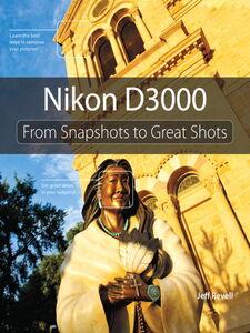 Ebook in inglese Nikon D3000 Revell, Jeff