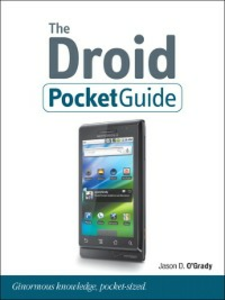 Ebook in inglese The Droid Pocket Guide O'Grady, Jason D.