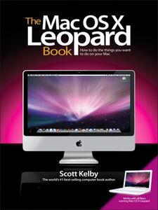 Ebook in inglese The Mac OS X Leopard Book Kelby, Scott