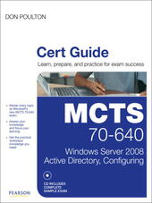 MCTS 70-640 Cert Guide