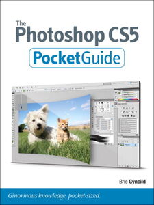 Ebook in inglese The Photoshop CS5 Pocket Guide Gyncild, Brie