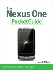 Ebook in inglese The Nexus One Pocket Guide O'Grady, Jason D.