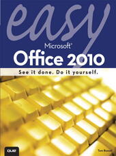 Easy Microsoft Office® 2010