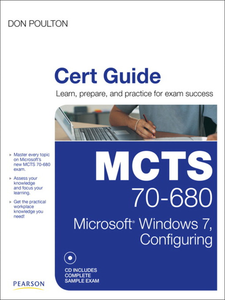Ebook in inglese MCTS 70-680 Cert Guide Poulton, Don