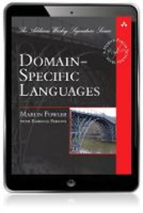 Ebook in inglese Domain-Specific Languages Fowler, Martin