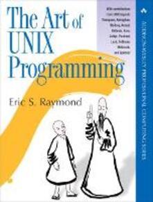 Art of UNIX Programming, The - Eric Raymond - cover