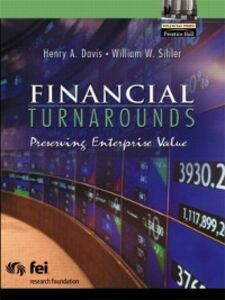 Ebook in inglese Financial Turnarounds Davis, Henry A. , Sihler, William W.