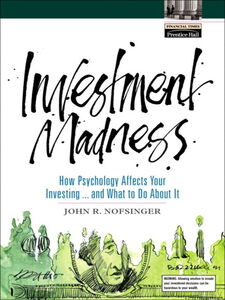 Ebook in inglese Investment Madness Nofsinger, John R.