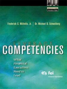 Ebook in inglese Leverage Competencies Jr., Frederick C. Militello , Schwalberg, Michael D.