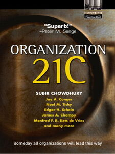 Foto Cover di Organization 21c, Ebook inglese di Subir Chowdhury, edito da Pearson Education