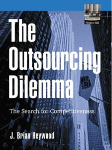 Ebook in inglese The Outsourcing Dilemma Heywood, J. Brian