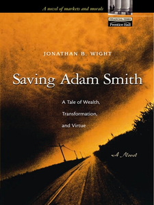 Ebook in inglese Saving Adam Smith Wight, Jonathan
