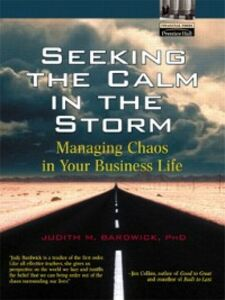 Ebook in inglese Seeking the Calm in the Storm Bardwick, Judith