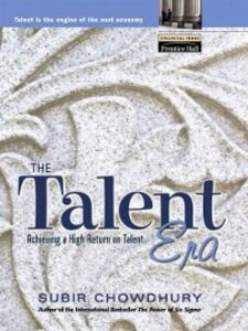 Ebook in inglese The Talent Era Chowdhury, Subir