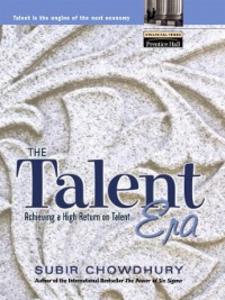 Ebook in inglese The Talent Era Chowdhury, Subir