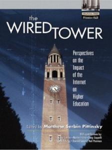Ebook in inglese The Wired Tower Pittinsky, Matthew Serbin
