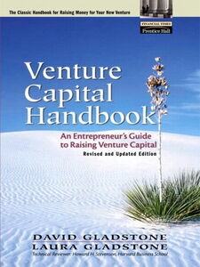 Foto Cover di Venture Capital Handbook, Ebook inglese di David Gladstone,Laura Gladstone, edito da Pearson Education