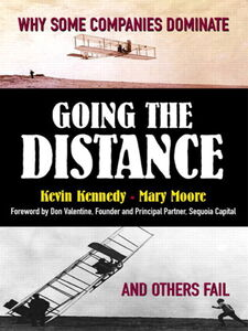 Ebook in inglese Going the Distance Kennedy, Kevin , Moore, Mary
