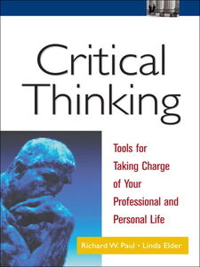 Foto Cover di Critical Thinking, Ebook inglese di Linda Elder,Richard Paul, edito da Pearson Education