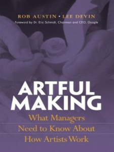 Ebook in inglese Artful Making Austin, Robert , Devin, Lee
