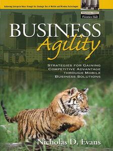 Ebook in inglese Business Agility Evans, Nicholas D.