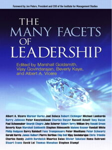 Ebook in inglese The Many Facets of Leadership Goldsmith, Marshall , Govindarajan, Vijay , Kaye, Beverly , Vicere, Albert A.