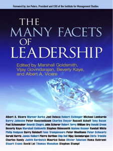 Ebook in inglese The Many Facets of Leadership Goldsmith, Marshall , Govindarajan, Vijay , Kaye, Beverly , Vicere, Albert A.
