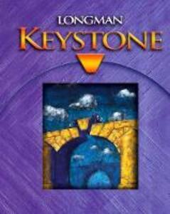 Longman Keystone E - Pearson - cover