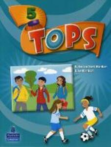 Tops 5 - Rebecca York Hanlon,Jake Kimball - cover