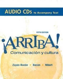 Arriba! - Eduardo F. Zayas-Bazan,Susan M. Bacon - cover