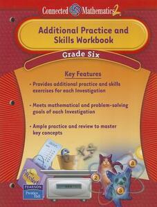 Prentice Hall Connected Mathematics Grade 6 Additional Practice Workbook 2006c - cover
