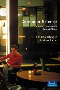 Computer Science - Les Goldschlager - cover